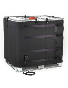 Couverture Chauffante - Cuve 1000L IBC - 1300 W (0-40°C)