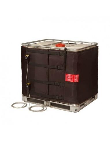 Couverture Chauffante - Cuve 1000L IBC - 2x1400 W (5-40°C)