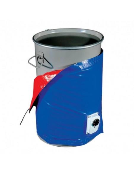 Bâche Chauffante - Fut métal et plastique 200-220 L - 970W (10-90°C)