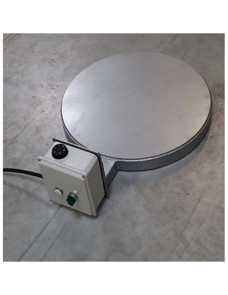 Plaque chauffante - Chauffe fût 200 litres - 2000 W