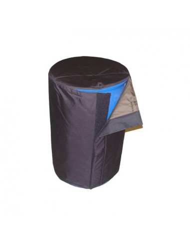 Housse isolante de fut 200 litres