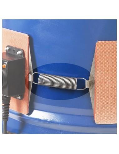 Ressorts pour ceinture chauffante souple - longueur 45 mm / diamètre 12 mm