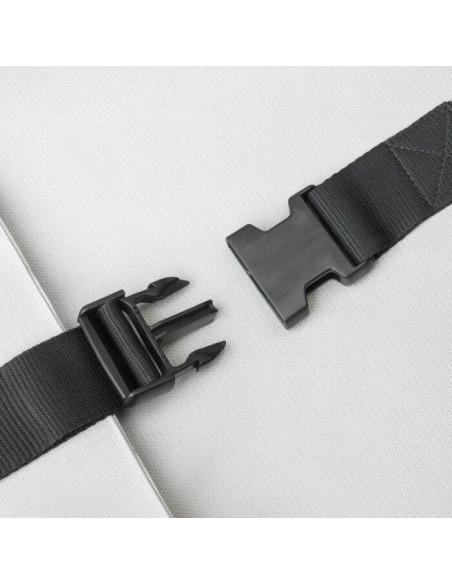 Couverture Chauffante - Fut metal 25 L - 380W - Haute temperature (0-220°C)