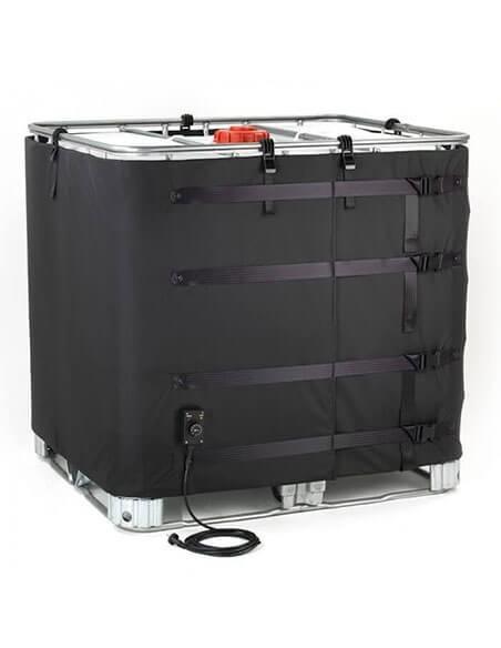 Couverture chauffante - Cuve 1000L