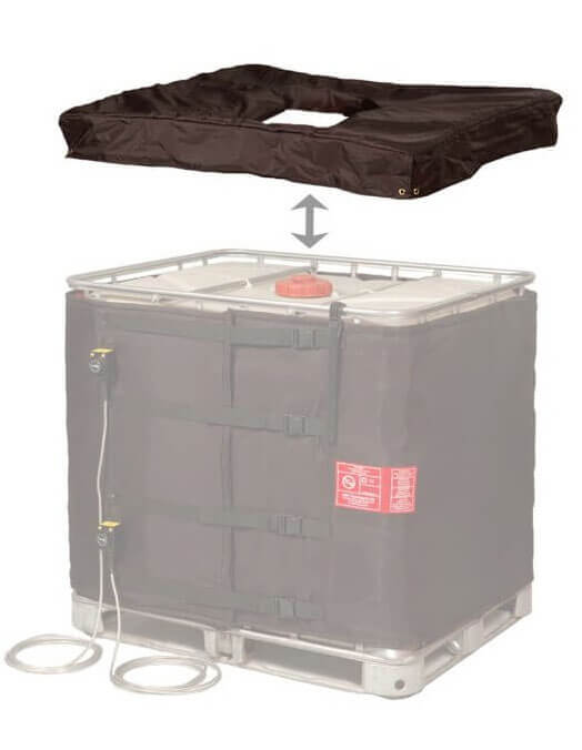 1000L IBC Tank - Insulated Jackets